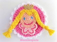 Reserviert für Mirelle! Prinzessin Button