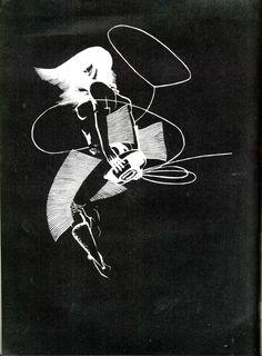 Sin City - Frank Miller. Nancy Frank Miller Sin City, Frank Miller Art, Frank Miller Comics, Green Lantern Comics, Jack Kirby Art, Pulp Fiction Art, Comics Girls, Manga Characters, Funny Art