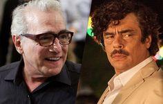 Martin Scorsese y Benicio del Toro preparan una serie sobre Hernán Cortés