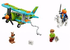 8.99$  Watch here - http://ali43d.shopchina.info/go.php?t=32799803956 - Hottest Scooby Doo Mummy Museum Mystery LEPIN Plane mini dolls Building Blocks Models & Building Toy   #SHOPPING