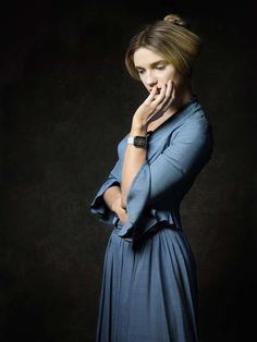Portraits of 19th Century Characters Posing With 21st Century Technology #inspiration #photography