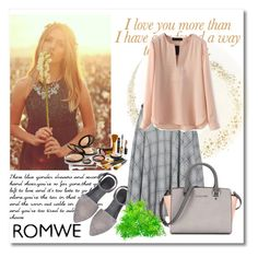 """Romwe 10"" by aida-1999 ❤ liked on Polyvore featuring women's clothing, women's fashion, women, female, woman, misses and juniors"