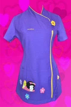 I luv this top. Scrubs, Wetsuit, Corset, Sewing, Womens Fashion, Swimwear, Kids, Cute, Outfits