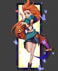 Zoe League of Legends