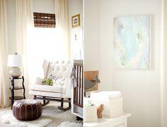 Ashlee Raubach Photography: Handsome baby room designed by Nicole Davis.
