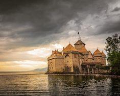 Montreux | Switzerland Tourism Switzerland Tourism, Urban, Adventure, Mountains, Mansions, Landscape, Architecture, House Styles, City