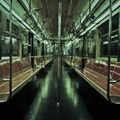 NYC Subway, loved using the subway :)