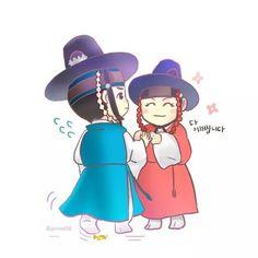 KST | Keep Smiling Together | [2016 KBS] Moonlight drawn by clouds - Mây họa ánh trăng | Park Bo Gum, Kim Yoo Jung (Tập 3 HD + FHD)