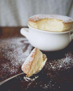 Grand Marnier Souffle - dessert and booze. Just Desserts, Delicious Desserts, Dessert Recipes, Yummy Food, Eat Dessert First, How Sweet Eats, Pavlova, Love Food, Sweet Recipes