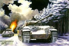 Night Drive to Manhay, Barkamnn in the Ardennes, 24th December 1944