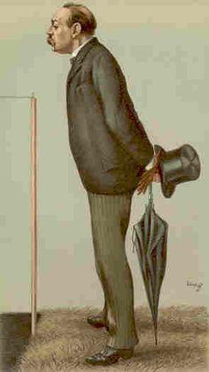 Mr Montague Shearman, 1895, Athletics, Vanity Fair