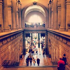 "The Metropolitan Museum of Art: Get inspired, and only pay a ""donation"" to enter!"