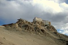 Explore Shey Monastery or Gompa in #Leh region during an #Indiatour.