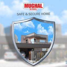 Home is not a place. It's a feeling. Make sure it is safe. ‪#‎MughalSteel‬ ‪#‎mughalsupreme‬ ‪#‎buildings‬ ‪#‎material‬ ‪#‎construction‬ ‪#‎steelbars‬ ‪#‎safety‬ ‪#‎feelings‬.