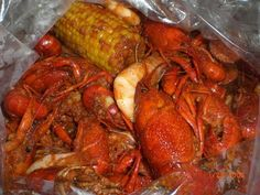Crawfish - The Boiling Crab, Garden Grove, CA