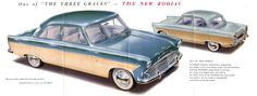 1956 Ford Zodiac