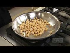 Super Quick Video Tips: Easiest Way to Skin Chickpeas for Super Smooth Hummus - YouTube