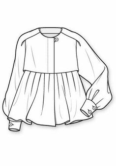 24 Best Flat Garment Specification Drawings images