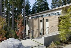 With a tight lot and an even tighter budget, Tyler Engle Architects designed this raised house plan with a little good ole-fashioned elbow grease and lots of creativity. Set on...