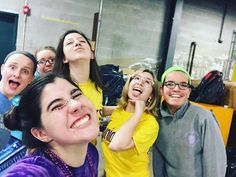 cheesin for Friday and our school's Charity Day!!!! by firebirds433