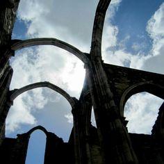 Il cielo in una 'stanza'...     Convento do Carmo