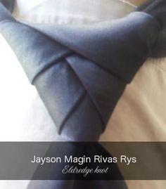Guest Gentlemen : Jayson Magin Rivas Rys, 17 from Honduras Eldredge Knot, Take The Opportunity, Honduras, Gentleman, Knots, Brides, Diy, Bricolage, Gentleman Style
