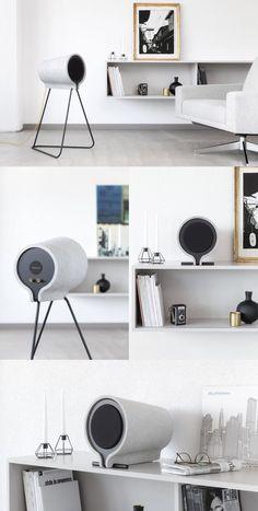 Vonschloo Loudspeaker by Estragon