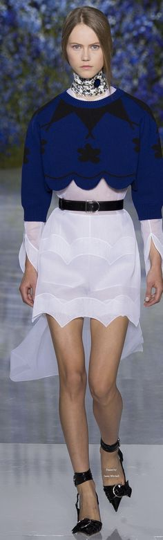 www.2locos.com Christian Dior Collection Spring 2016 Ready-to-Wear