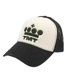 TMT Classic(ティーエムティー クラシック)のMESH CAP(キャップ) ブラック