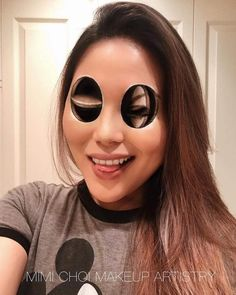 Teacher-turned-makeup artist Mimi Choi creates mind-bending transformations with optical illusion makeup.