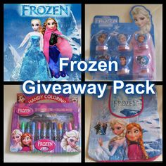 Enter to win: Frozen Pack | http://www.dango.co.nz/s.php?u=IxyLGMrf2425