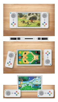 Nintendo NX Design concepts & Mock Up Portable Console, Lego Custom Minifigures, Gnu Linux, Custom Consoles, Cruel Intentions, Game Room Design, Solar Projects, Gamer Room, Arcade Machine