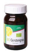 Gerstengras (Bio) - Gerstengras ist ein dunkelgrünes Blattgemüse das schonend geerntet und getrocknet wird. Das Gerstengras wird nach den Richtlinien des biologischen Anbaus kultiviert. Das Produkt zeichnet sich durch einen hohen Ballaststoffgehalt aus. http://kurzurl.net/Gerstengras-Bio
