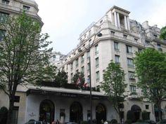 Hotel Georges V in Paris