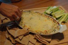 Tillamook Spinach Artichoke Dip | Tillamook Loaf Life Blog