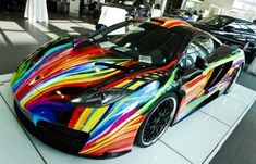 Our dear friend xdefxx send us these photos of the Hamann memoR dressed in a livery resembling the BMW Art Car by Jeff Koons. Bmw, Audi, Porsche, Maserati, Bugatti, Ferrari, Lamborghini Cars, Jaguar, Foto Top