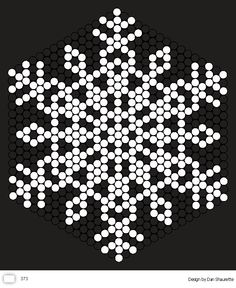 Large hexagon pinboard Melt Beads Patterns, Easy Perler Bead Patterns, Perler Bead Art, Beading Patterns, Christmas Perler Beads, Beaded Christmas Ornaments, Paper Quilt, Melting Beads, Beaded Cross Stitch