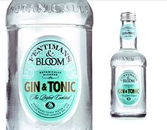 FENTIMANS AND BLOOM – NPD GIN AND TONIC