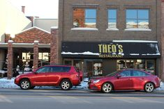 Theo's Restaurant, Cambridge, Ohio. I've been eating here 40 years.  It's still my favorite.  Great family.  Like home. :)