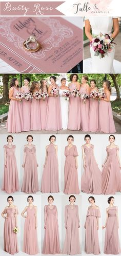 Trendy wedding flowers fall colors dusty rose 35 ideas Trendy wedding flowers fall colors dusty rose 35 ideas Trendy wedding flowers fall colors dusty rose 35 ideas Trendy wedding flowers fall col Source by … Dusty Pink Bridesmaid Dresses, Dusty Pink Weddings, Dusty Rose Dress, Dusty Rose Wedding, Blush Pink Dresses, Wedding Bridesmaids, Wedding Flowers, Fall Flowers, Bridesmaid Color