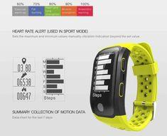 NEW ARRIVAL - Bluetooth GPS Smart Band IP68 Waterproof Smart Wristband – Smart Moderns