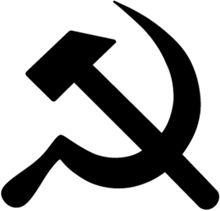 Communist Symbol Star Anarchist commu...