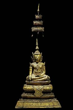 Art Thai, Thai Buddha Statue, Image, Buddhist Art