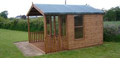 3.0 x3.6m Morston Summerhouse