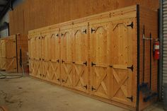 Take a look at these features that make horse barns safe and healthy as well as beautiful.