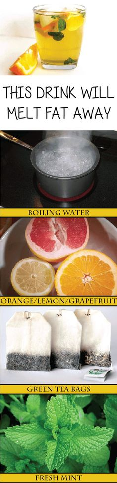 This Drink Will Melt Fat Away