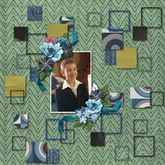 Created with You make me Smile Templates By A Fish Design . Kits Used Sharp Dressed Man By Over the Fence Designs and Cupcake Birthday Party By Scrapbookcrazy Creations.