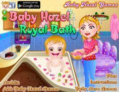 baby hazel 1000 games