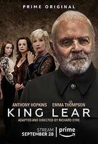 Anthony Hopkins, Emma Thompson, and Emily Watson in King Lear See Movie, Movie Tv, Period Drama Movies, Mystery Film, Sir Anthony Hopkins, Films Cinema, King Lear, Film Score, Emma Thompson