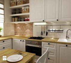 Aranżacje wnętrz - Kuchnia: Kuchnia styl Skandynawski - Grafika i Projekt architektura wnętrz. Przeglądaj, dodawaj i zapisuj najlepsze zdjęcia, pomysły i inspiracje designerskie. W bazie mamy już prawie milion fotografii!